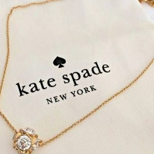 •Kate Spade• Rose Gold necklace